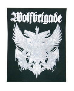 Wolfbrigade Test Backpatch