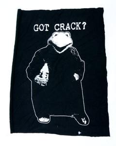 Leftover Crack Got Crack? Test Backpatch