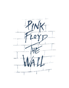 Pink Floyd The Wall Test Backpatch