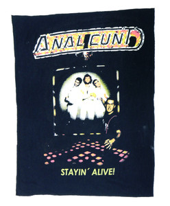 Anal Cunt Stayin' Alive! Test Backpatch