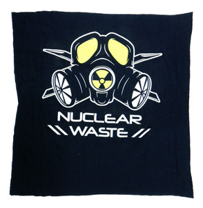 Nuclear Waste Store Logo Test Backpatch