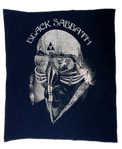 Black Sabbath Tour Test Backpatch