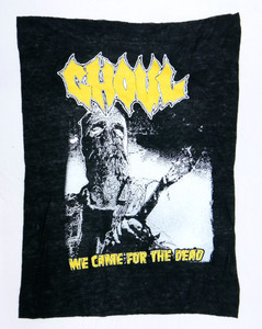Ghoul We Came for the Dead Test Backpatch