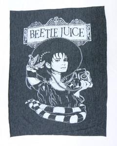 Beetlejuice's Lydia Deetz Test Backpatch