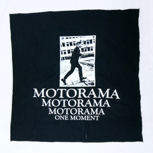 Motorama One Moment Test Backpatch