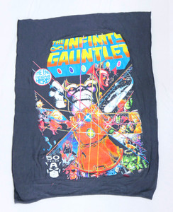 Infinity Gauntlet The End Begins Here! Test Backpatch