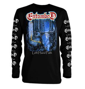 Entombed Left Hand Path Long Sleeve T-Shirt