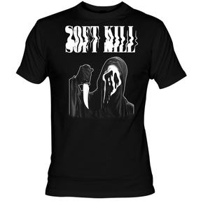 Soft Kill GhostFace T-Shirt