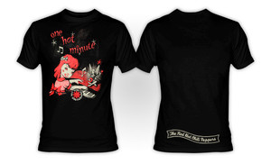 Red Hot Chili Peppers - One Hot Minute T-Shirt