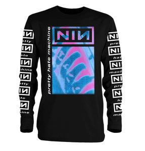 Nine Inch Nails Pretty Hate Machine Long Sleeve T-Shirt