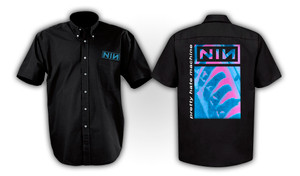 Nine Inch Nails Pretty Hate Machine Workshirt