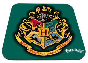 "Harry Potter Hogwarts Crest 9x7"" Mousepad"