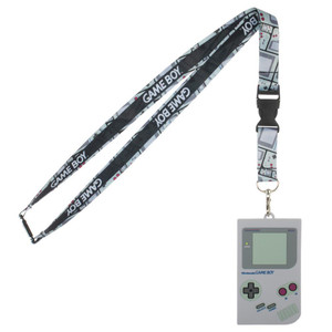 Gameboy Lanyard
