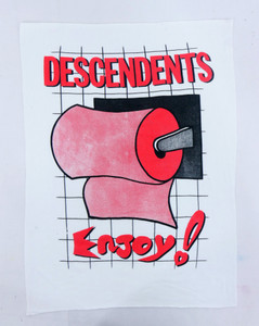 Descendents Enjoy! Test Backpatch
