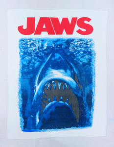 Jaws Movie Test Backpatch