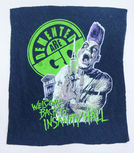 Demented Are Go Insanity Hall Test Backpatch