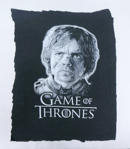 Game of Thrones Tyrion Test Backpatch