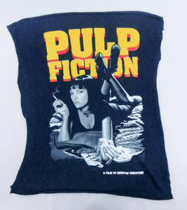Pulp Fiction Mia Test Backpatch