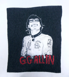 G.G. Allin Test Backpatch