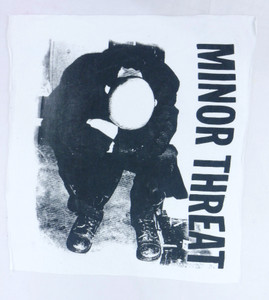 Minor Threat White Test Backpatch