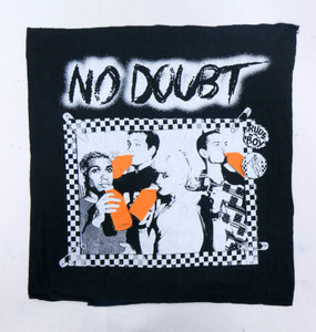 No Doubt Pic Test Backpatch