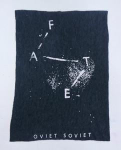 Soviet Soviet Fate Test Backpatch