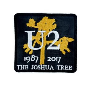 "U2 Joshua Tree 4x4"" Embroidered Patch"