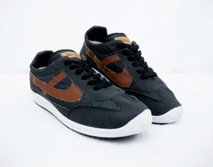 Panam - Black / Brown Jogger Unisex Sneaker