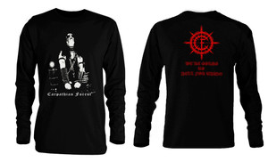 Carpathian Forest We're Going to Hell Long Sleeve T-Shirt