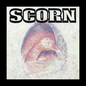 "Scorn Spasm 4X4"" Color Patch"