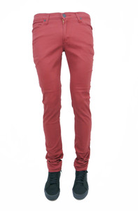 Terracotta Skinny Pants