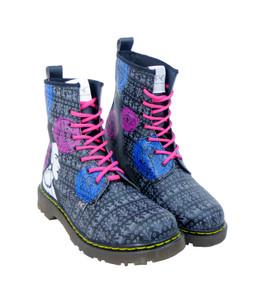Panam - Women's Frida Kahlo Vegan 7i Boots