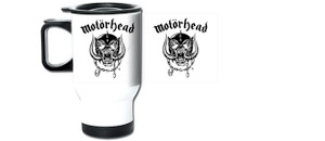 Motorhead Warpig Travel Mug