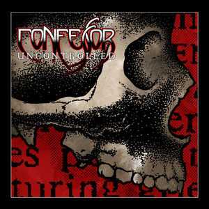 "Confessor Uncontrolled 4x4"" Color Patch"