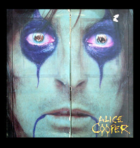 "Alice Cooper From the Inside: Revisiting the Asylum 4x4"" Color Patch"