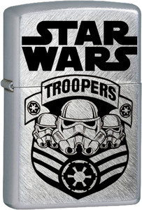 Star Wars - Troopers Chrome Lighter