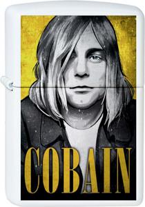 Nirvana's Kurt Cobain White Lighter