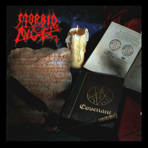 "Morbid Angel Covenant 4x4"" Color Patch"