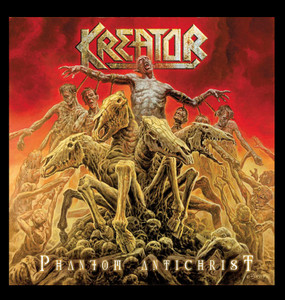 "Kreator Phantom Antichrist 4x4"" Color Patch"