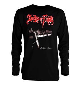 Deeds of Flesh Trading Pieces Long Sleeve T-Shirt