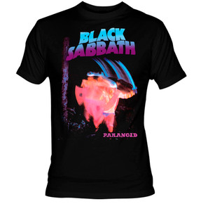 Black Sabbath - Paranoid T-Shirt