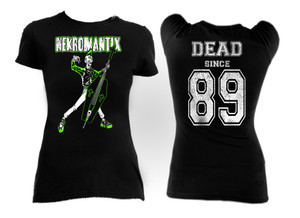Nekromantix Dead Since '89 Blouse T-Shirt