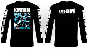 KMFDM A Drug Against War Long Sleeve