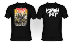 Power Trip - Armageddon T-Shirt