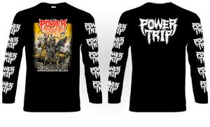 Power Trip Armageddon T-Shirt Long Sleeve