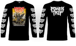 Power Trip Armageddon T-Shirt Long Sleeve