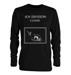 Joy Division Closer Long Sleeve T-Shirt