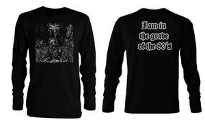 Darkthrone Circle The Wagons Long Sleeve T-Shirt