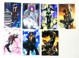 7 Piece Sticker Lot - X-Men + More!