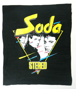 Soda Stereo Backpatch Test